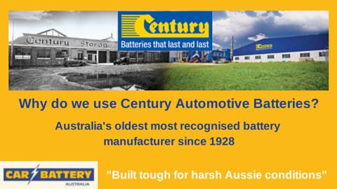 century yuasa batteries