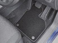 custom floor car mats plain