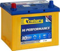 century hi performance battery