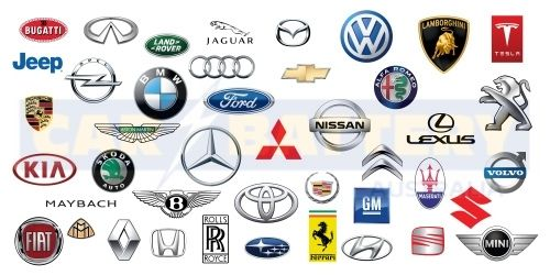 automobile makes and models